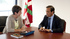 Eusko Jaurlaritzak CATA-ren presidentea den Parladérekin bilera izan du