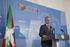 El lehendakari ofrece el compromiso del Gobierno Vasco para la estabilidad, la gobernabilidad y la concertación en Euskadi