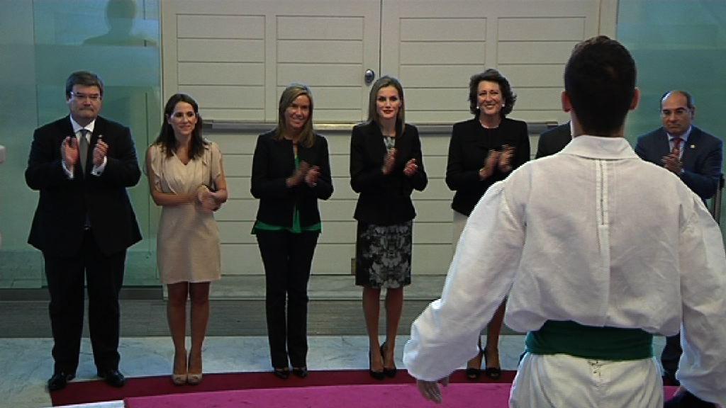 El Gobierno vasco, presente en la entrega de premios de la Asociación Española contra el Cáncer [2:23]