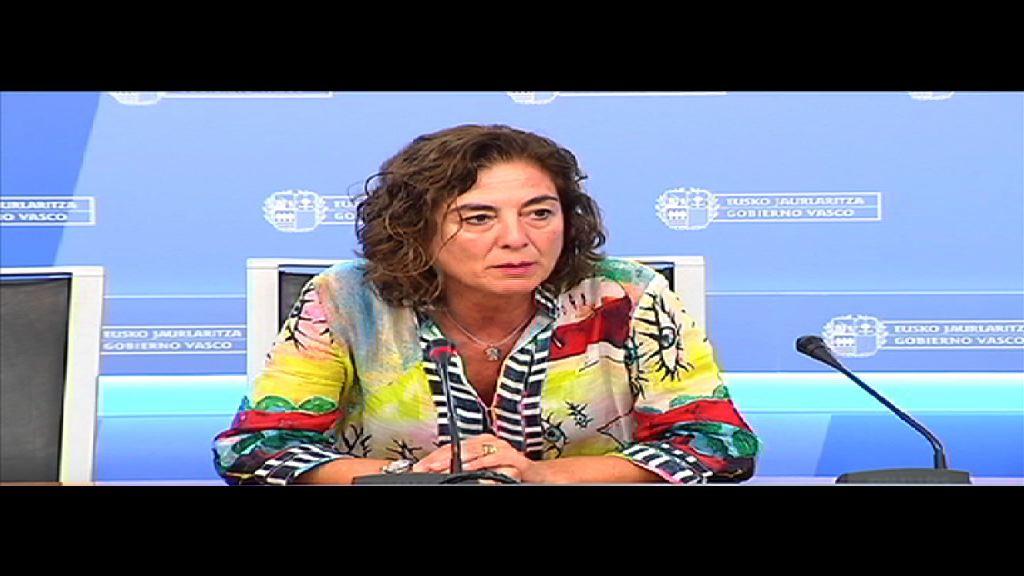 El Gobierno vasco consigue salvaguardar el euskera y los Consejos Escolares del ámbito de aplicación de la LOMCE en Euskadi [7:43]