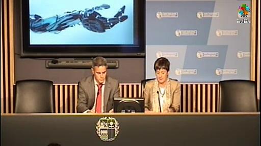 El Gobierno Vasco reunirá a expertos de Alemania y Euskadi para analizar la industria  del futuro [32:07]