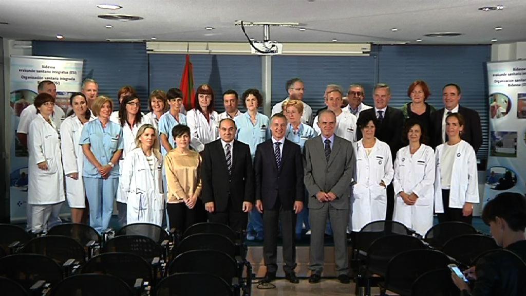 El Nuevo Modelo de Atención Sanitaria Integral ya es una realidad en Euskadi [14:47]