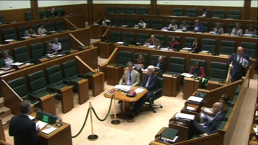 Interpelación, Txarli Prieto, Socialistas Vascos, reunión con Rajoy [29:38]