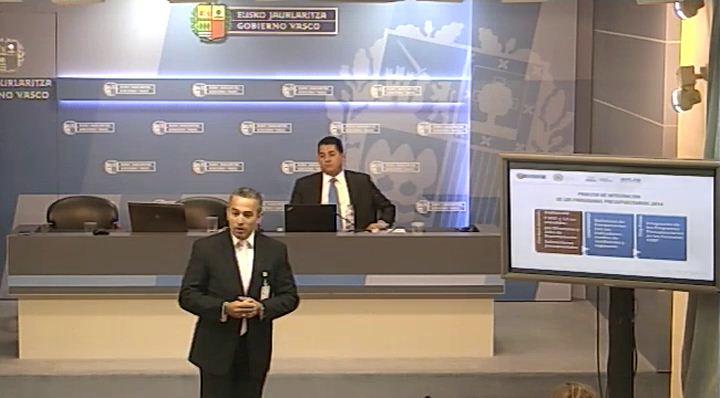 Kudeaketa Publiko Efektiboa: Udal Zereginak Ebaluatzeko Sistemaren proiektua (SEDEM). Luis Fernando Graham jauna (Puebla, Mexiko) [53:33]