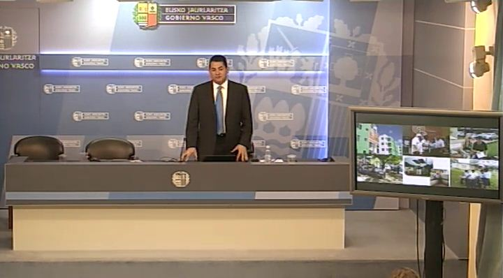 "Kudeaketa Publiko Efektiboa: ""Red Nacional de Internet RNI- Internet para todos"" proiektua. Pablo A. Ruidiaz jauna (Panama)  [36:12]"
