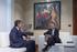 Lehendakariak Euskadiko Auzitegi Naguasiaren presidentea hartu du