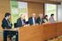 La viceconsejera de educación anuncia el propósito de alcanzar un 20% de profesorado internacional en la Universidad vasca para el año 2020