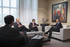 El Lehendakari se reúne con responsables de Vodafone