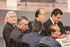 El lehendakari saluda al presidente de México, Peña Nieto