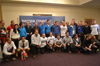 Maraton new york basque country