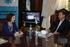 Cristina Uriartek HABE eta FEVAren arteko hitzarmena berritu du Argentinan