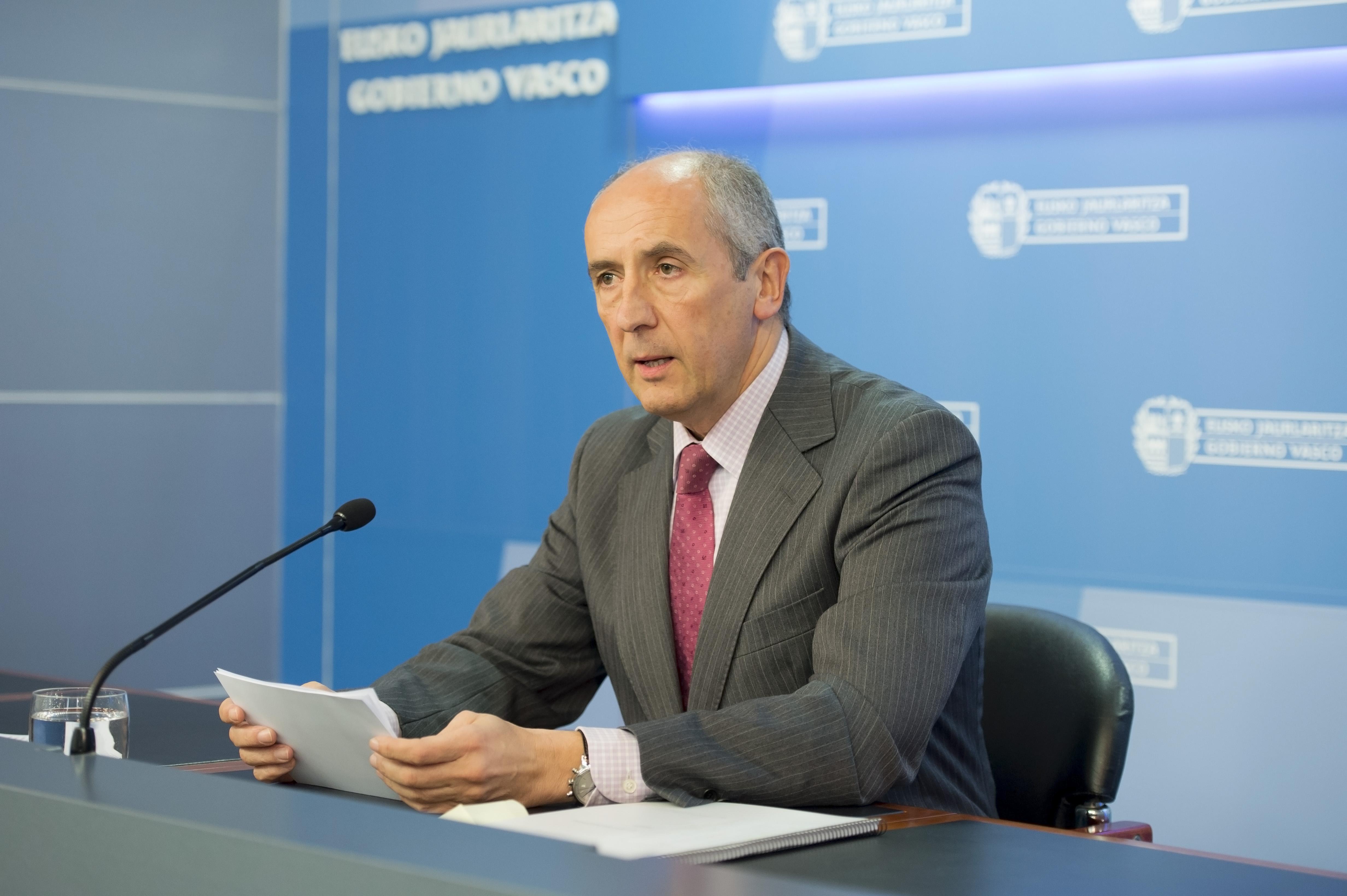 El Gobierno aprueba el Proyecto de Ley Municipal de Euskadi que configura un modelo integral, propio y diferenciado, de gobierno local [57:02]