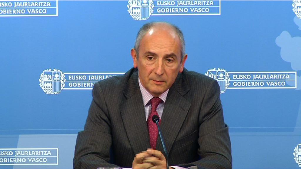El Gobierno Vasco cree que sería un error abordar la expresión política del 9N de forma penal [2:36]
