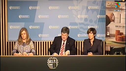 El Gobierno vasco lanza una campaña para movilizar vivienda vacía y destinarla al alquiler protegido [32:09]
