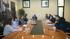 Monika Hernando se ha reunido con el grupo de personas acogidas en Euskadi que se encuentran en peligro por su defensa de los Derechos Humanos en sus países