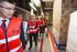 El lehendakari inaugura las instalaciones punteras de Eroski en Elorrio