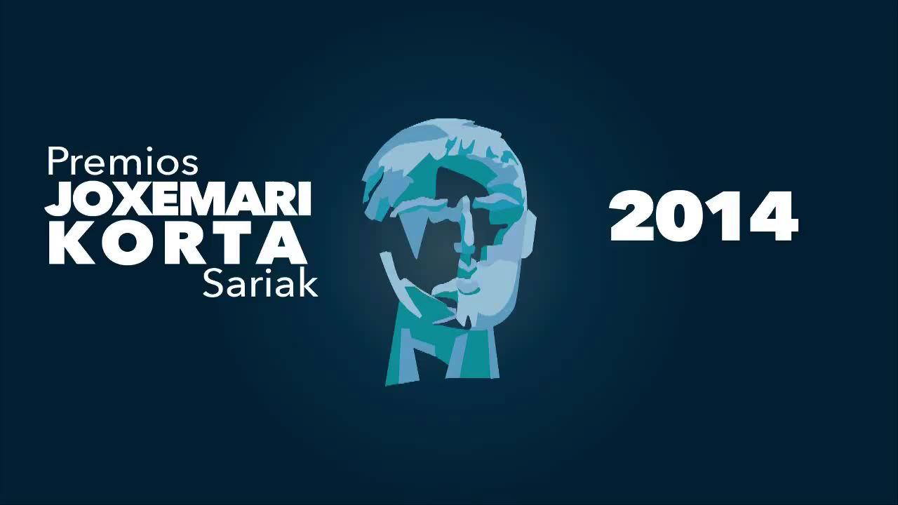 El Lehendakari entrega los Premios Korta 2014 [2:49]