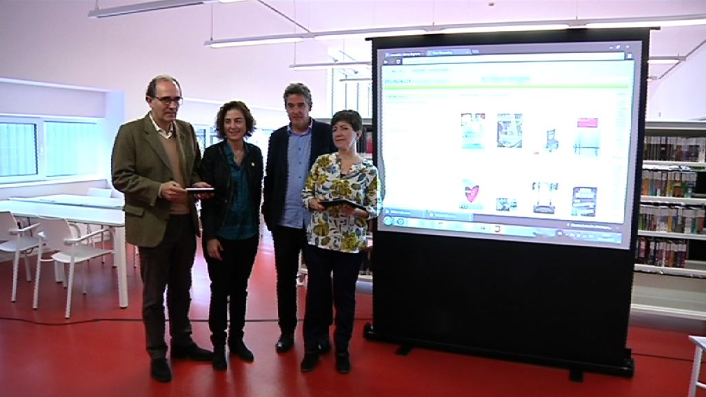 Arranca la Biblioteca Digital de Euskadi [32:28]