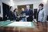 El lehendakari asiste al acto de descubrimiento de la placa en recuerdo a Santiago Brouard