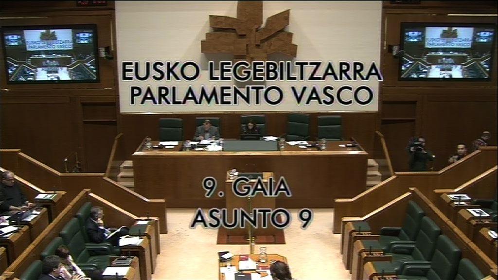 Pregunta, José Antonio Pastor, grupo Socialistas Vascos, reunión con el rey [8:54]