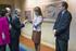 """El lehendakari recibe a una delegación de Chile que participa en el experiencia """"Euskadi Learning Tour"""""""