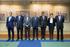 El lehendakari recibe a responsables de Tubos Reunidos y del Grupo MISI
