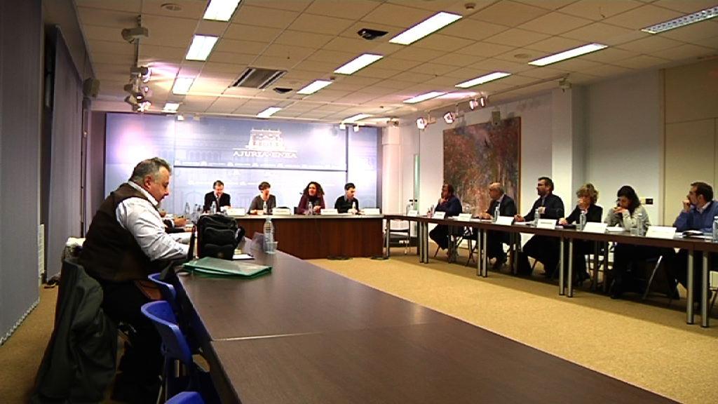El Consejo Consultivo del Plan de Paz y Convivencia celebra hoy su reunión constitutiva [1:11]