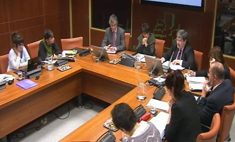 Comisión de Derechos Humanos, Igualdad y Participación Ciudadana (5/12/2014) [75:42]