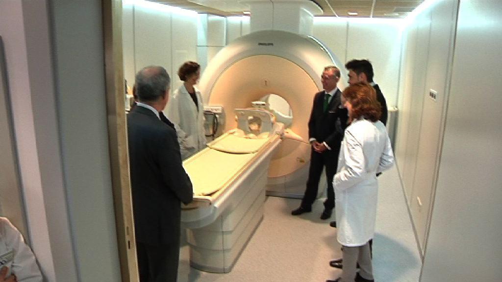 Un nuevo equipo de resonancia magnética sitúa al Hospital de Zumarraga a la vanguardia del diagnóstico por imagen  [10:51]