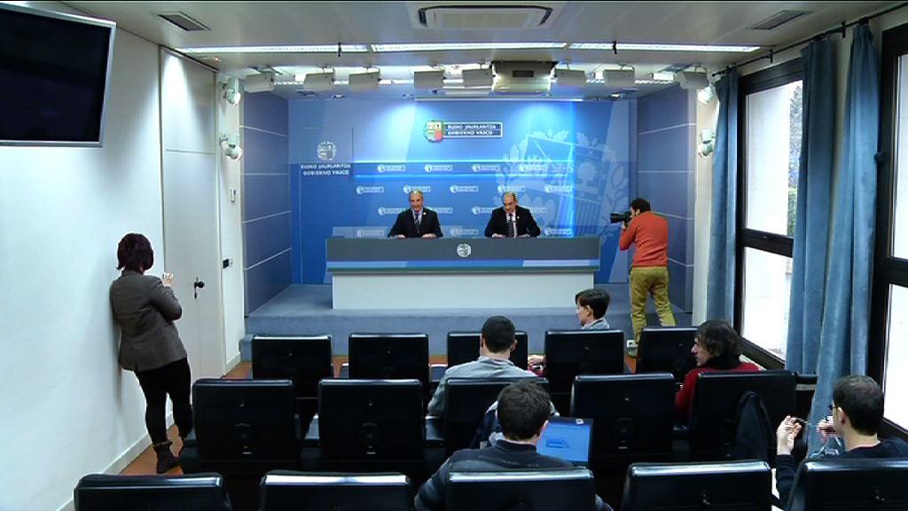 El Gobierno Vasco aprueba el Proyecto de Ley que contempla las adicciones como un asunto de salud pública [42:27]