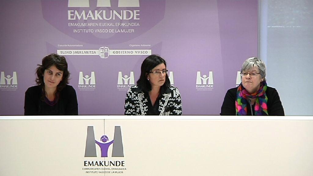 María de Maeztu Forum Feministak jasoko du Berdintasunerako Emakunde Saria [32:45]