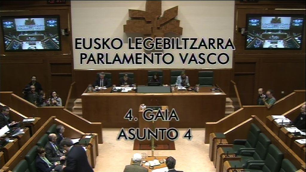 Pregunta, Arantza Quiroga, grupo Popular Vasco, estabilidad presupuestaria [9:19]