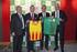 El lehendakari se reúne con el president Artur Mas