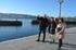 Oregi destaca la rápida y sólida reconstrucción de los puertos afectados por los temporales y advierte de los posibles efectos del cambio climático en la costa vasca