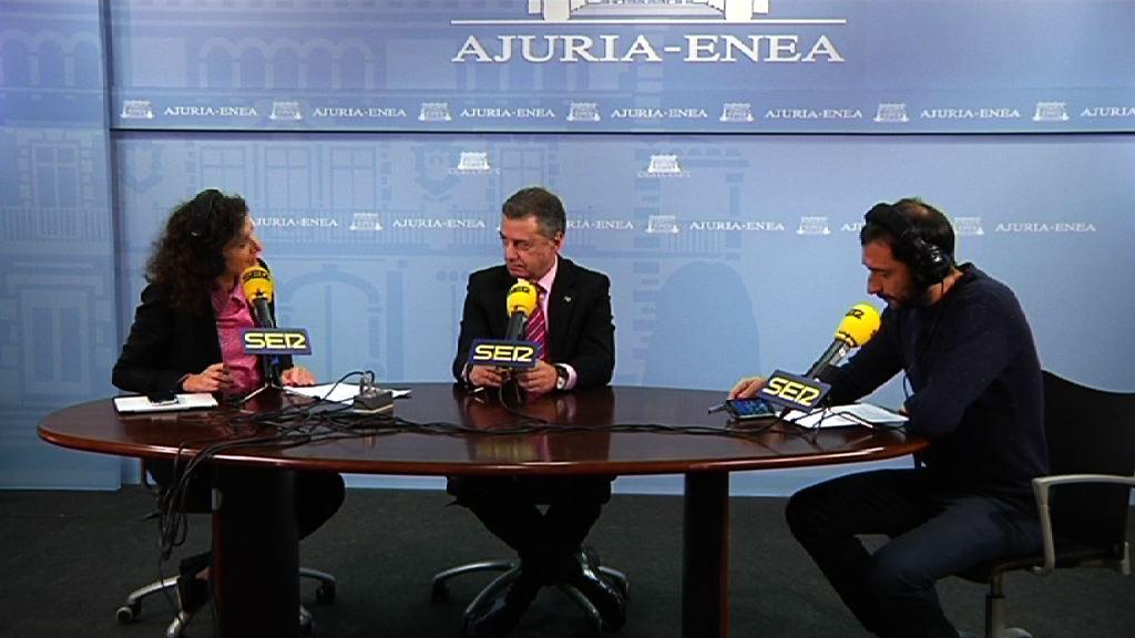 Lehendakariak uko egin dio Rajoyrekin biltzeari honen erantzun eza dela eta [37:13]