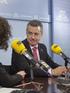 Lehendakariak uko egin dio Rajoyrekin biltzeari honen erantzun eza dela eta