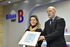 Oregi entrega a la Autoridad Portuaria de Bilbao la certificación medioambiental EMAS