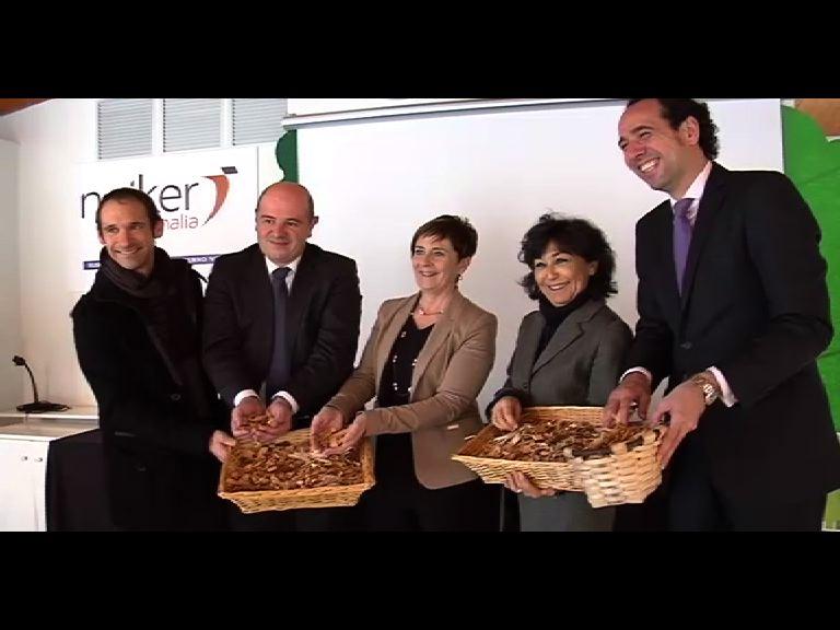 El Gobierno Vasco presenta su iniciativa de apoyo a la Biomasa Forestal como alternativa de producción de energía térmica [16:37]