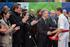 El lehendakari inaugura el nuevo tanque de gas de Bahía de Bizkaia