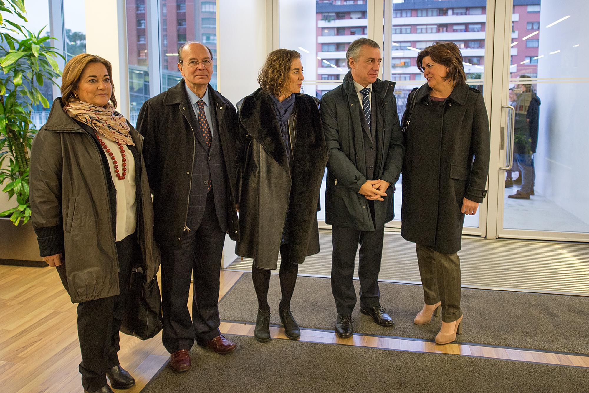 El lehendakari asiste al 25 aniversario del consejo Escolar de Euskadi [8:47]