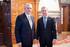 El lehendakari recibe al embajador de Turquía