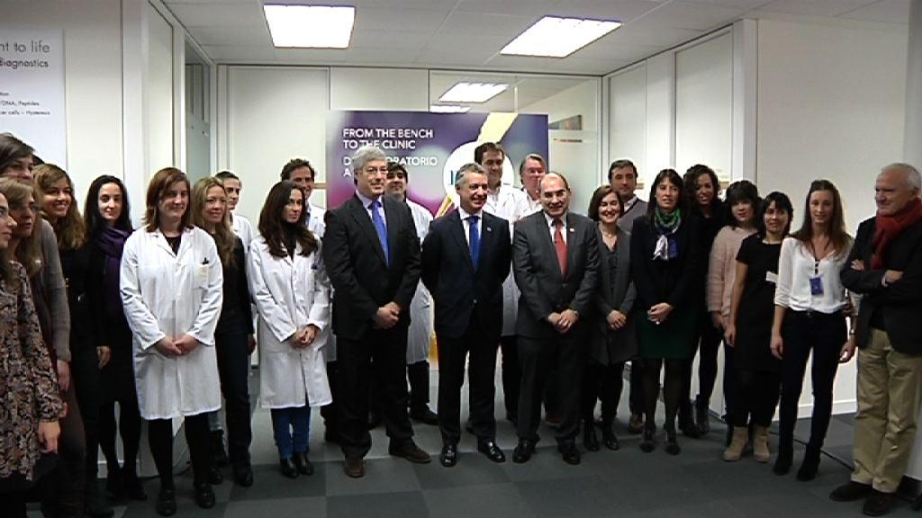 """El lehendakari apuesta por la fórmula I+D+i, Internacionalización e inversión para un crecimiento """"seguro"""" en Euskadi [5:08]"""