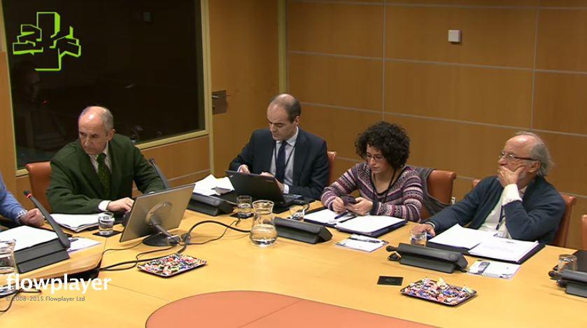 Josu Erkoreka presenta en el Parlamento el primer libro blanco de participación elaborado por una administración pública en Euskadi [124:53]