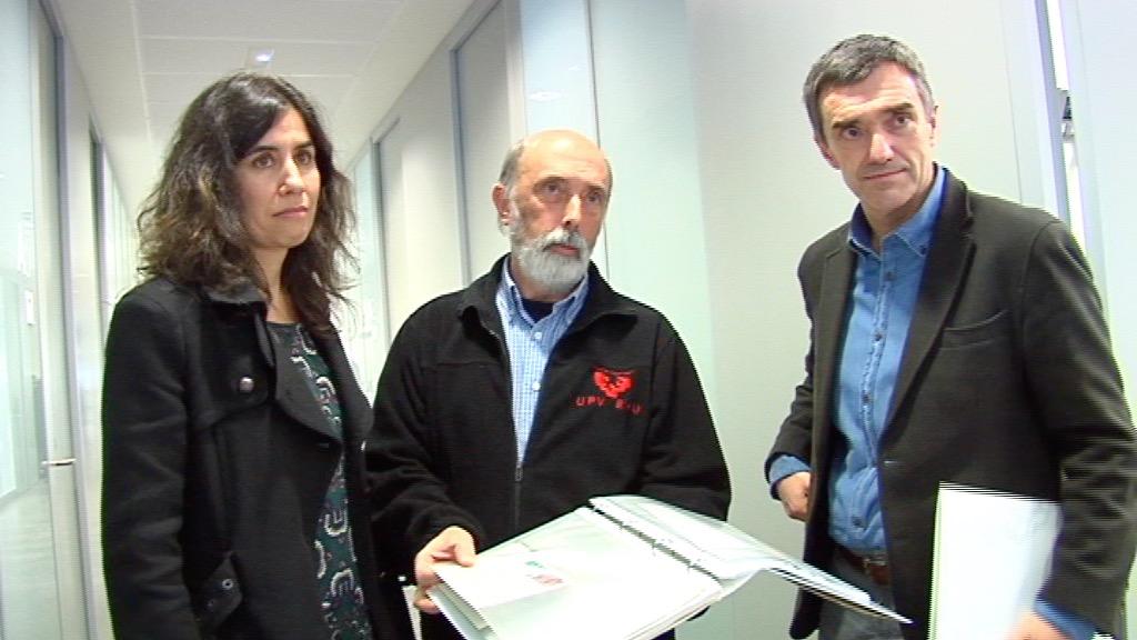 La investigación de la tortura en Euskadi registra 3.587 denuncias entre 1960 y 2013 [5:28]