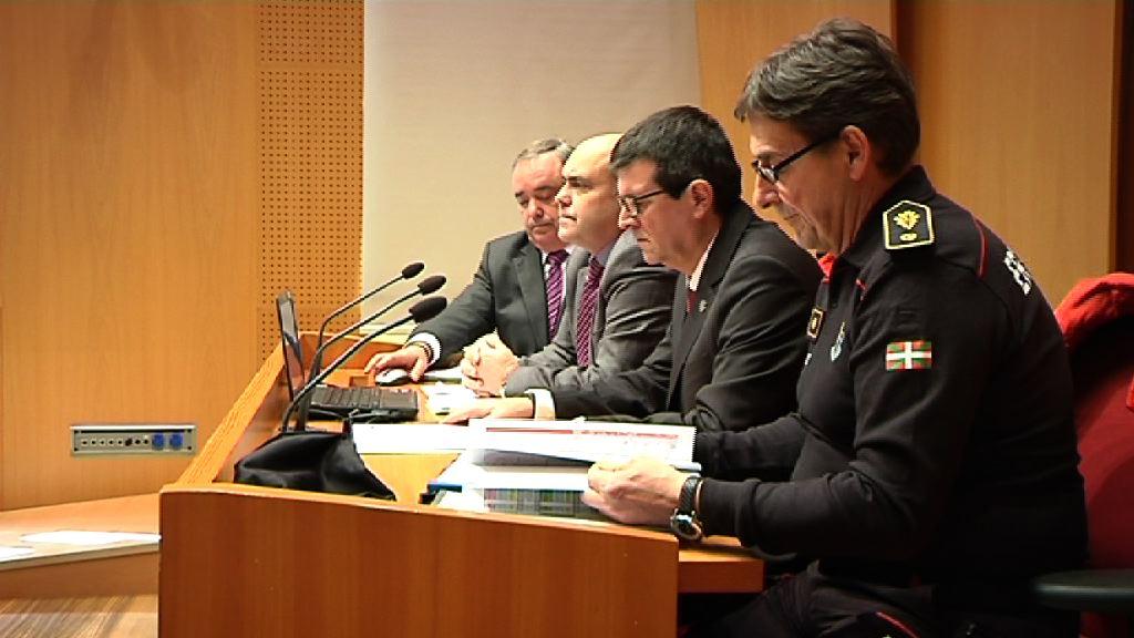 Bilbao registró en 2014 un descenso del 7,6% en el número de hechos delictivos respecto al año anterior [10:21]