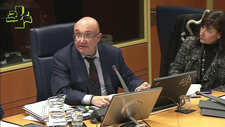 El Gobierno Vasco presenta el análisis del grado de cumplimiento del Decreto sobre los derechos lingüísticos de las personas consumidoras y usuarias [111:29]