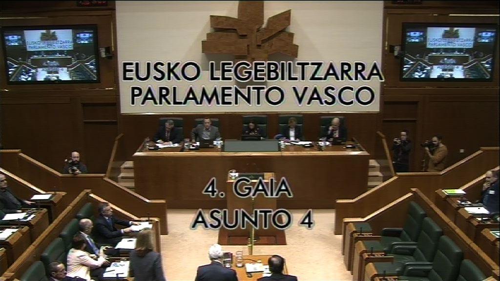 Pregunta, Arantza Quiroga, grupo Popular Vasco, nuevos estatus [8:56]