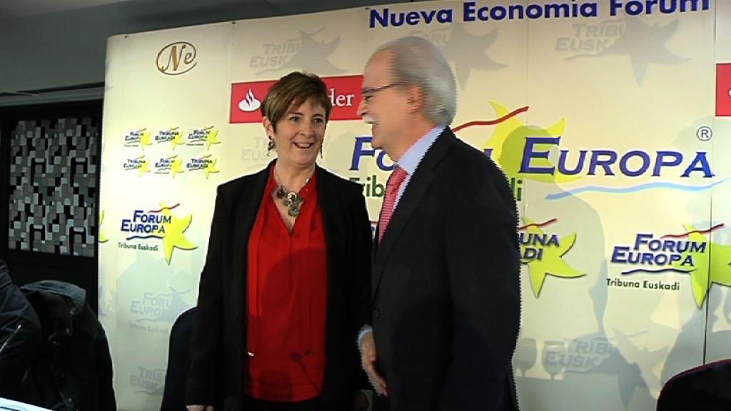 Arantxa Tapia anuncia incentivar la inversión industrial en áreas desfavorecidas [60:06]