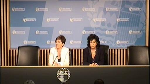 El Gobierno Vasco autoriza al EVE la compra de participaciones de BBG [24:35]
