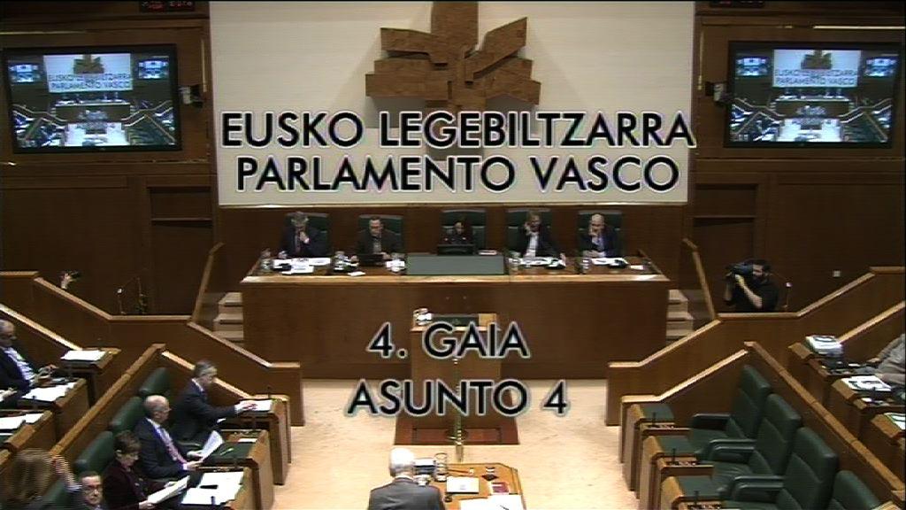 Pregunta, Arantza Quiroga, grupo Popular Vasco, cumplimiento por el Código Ético  [9:04]